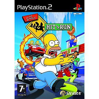 The Simpsons Hit Run (PS2) - Nieuwe fabriek verzegeld