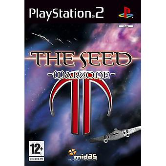 The Seed Warzone (PS2) - As New
