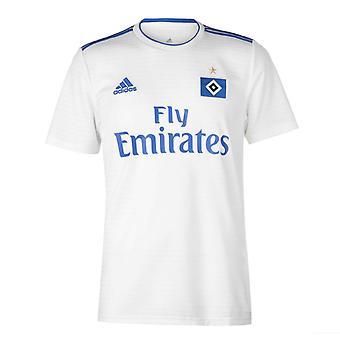 2018-2019 Hamburg Adidas Home Football Shirt
