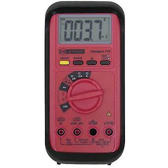 Beha Amprobe Hexagon 110 Handheld multimeter Digital CAT II 1000 V, CAT III 600 V Display (counts): 4000