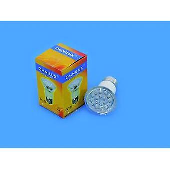 Omnilux JDR LED 230 V E-27 1 W White
