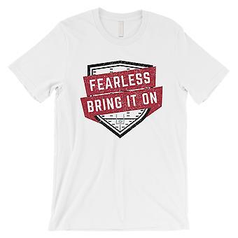 أتلانتا الخوف تي شيرت مضحك رجالي قميص الرسم هدية له