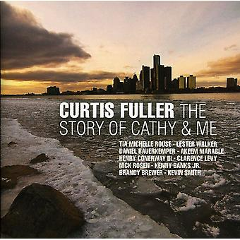 Curtis Fuller - Story of Cathy & Me [CD] USA import