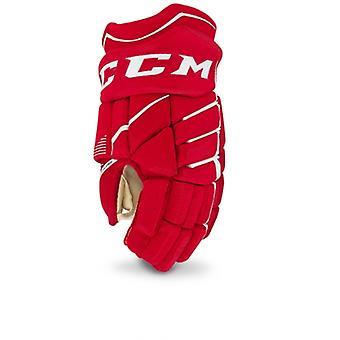 Junior de guantes CCM Jet velocidad FT370