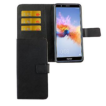 Matkapuhelin tapauksessa pussi mobile Huawei honor 7 X musta