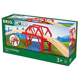 BRIO gebogen Bridge