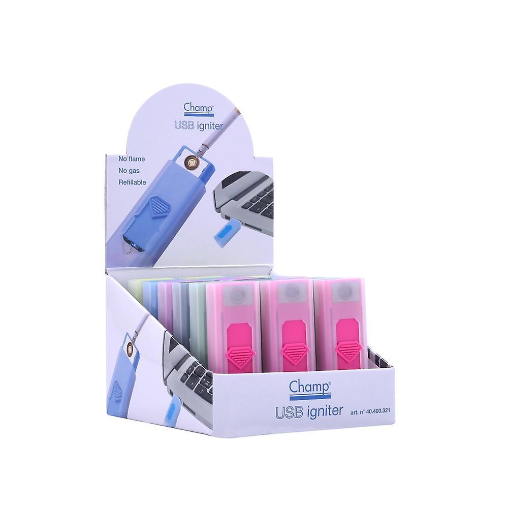 USB-Feuerzeug (lila)