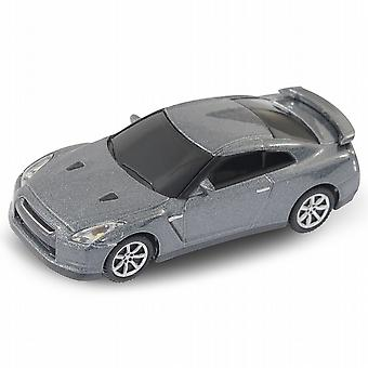 Nissan GTR bil USB Memory Stick Flash Drive 16Gb - grå