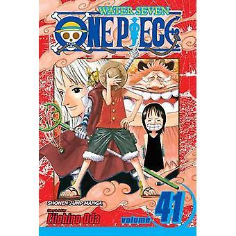 One Piece - v. 41 by Eiichiro Oda - 9781421534572 Book