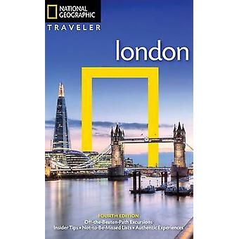 National Geographic Traveler - London (4th Revised edition) by Louise
