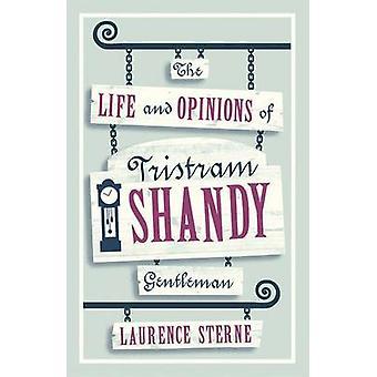 حياة وآراء تريسترام شاندي-شهم بخاء ثالثا لورانس