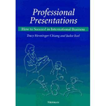 Profesjonelle presentasjoner - hvordan lykkes i internasjonal virksomhet