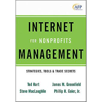 إدارة الإنترنت للمنظمات غير الربحية-الاستراتيجيات-أدوات وسكر التجارية
