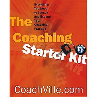 Den Coaching startpakke: Alt du behøver at starte og udvide din Coaching Partner (Norton professionel bøger (Paperback))