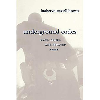 Underground koodit: Rotu, rikollisuuden ja liittyvät tulipalot