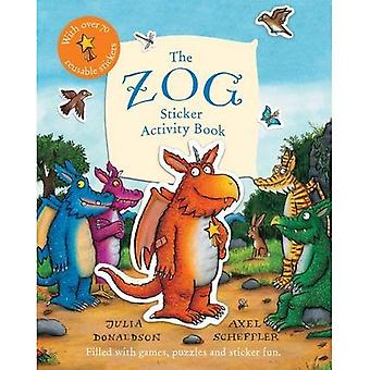 Zog Sticker Activity Book