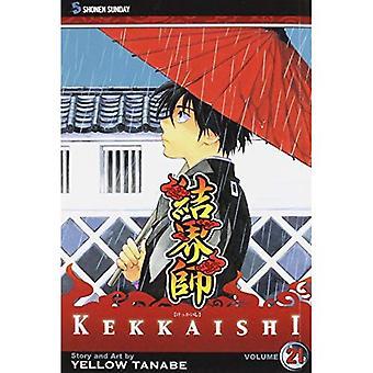 Kekkaishi 21