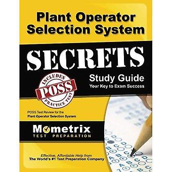 Anläggning operatör urval System hemligheter Study Guide: Poss Test Review för anläggning operatör urvalssystem