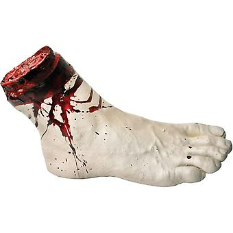 Cut Off Right Foot