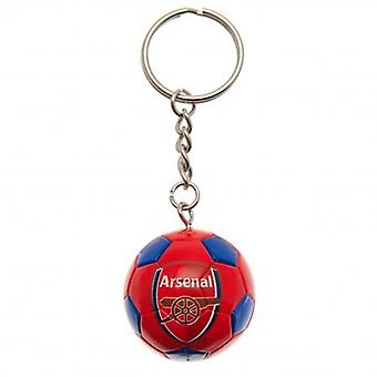 Arsenal Football Keyring