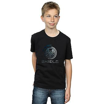 Marvel Boys Agents Of SHIELD Circuits T-Shirt