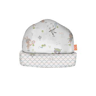 Magnetic Me™ Reversible Cotton Baby Cap