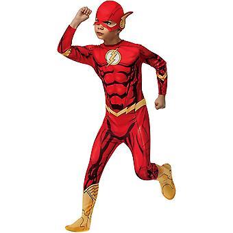 Flash dziecko kostium - 20971