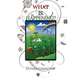 What Is Happening by Camacho & Esther
