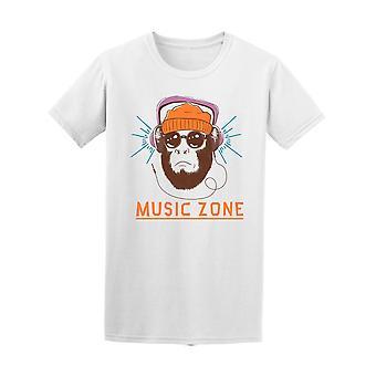 منطقة الموسيقى القرد المحملة الرجال-الصورة عن طريق Shutterstock