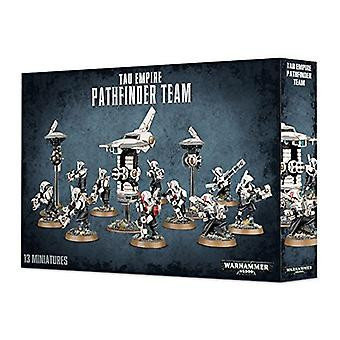 Games Workshop Warhammer 40000 Tau Empire Pathfinder Team