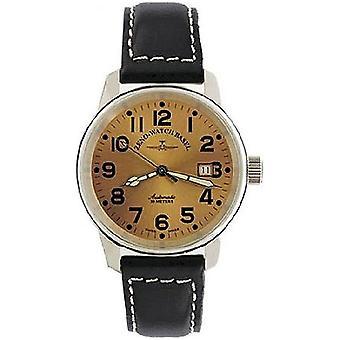 Zeno-watch mens watch of classic automatic 6554-s6