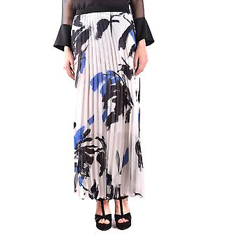 One Ezbc267010 Women's Multicolor Polyester Skirt
