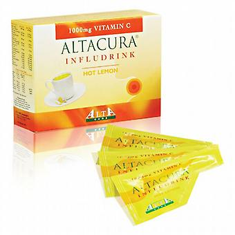 Altacure Infludrink गर्म नींबू पाउच