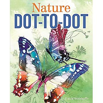 Nature Dot-to-Dot by David Woodroffe - 9781784285029 Book