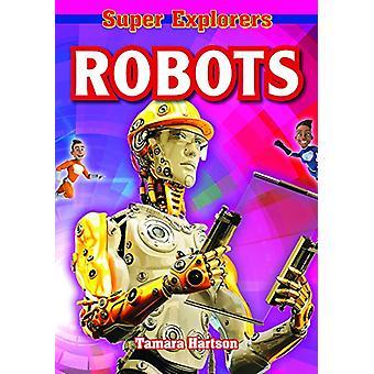 Robots by Tamara Hartson - 9781926700830 Book