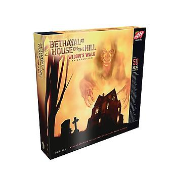 Betrayal w: House on the Hill wci walk gra w karty Expansion