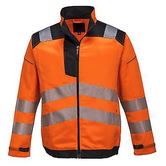 Portwest - Visio Hi-Vis turvallisuuden työvaatteet takki