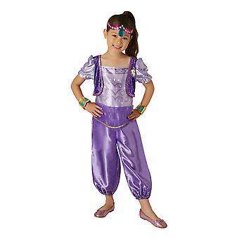 Girls Shimmer Costume -Shimmer and Shine