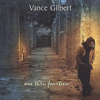 Vance Gilbert - One Thru Fourteen [CD] USA import
