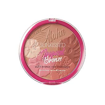 Sunkissed Tropical Bronze Multi Bronze and Highlighters 28.5g with Vitamins and Minerals