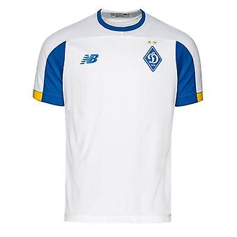 2019-2020 Dynamo Kiev Home Football Shirt