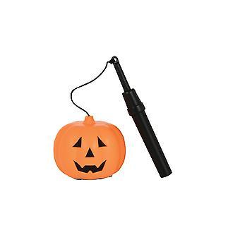 Bristol Novelty Childrens/Kids Pumpkin Lantern With Handle