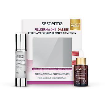 Sesderma Fillderma One Crema Facial Set 2 Pz For Women