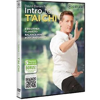 Intro to Tai Chi [DVD] USA import
