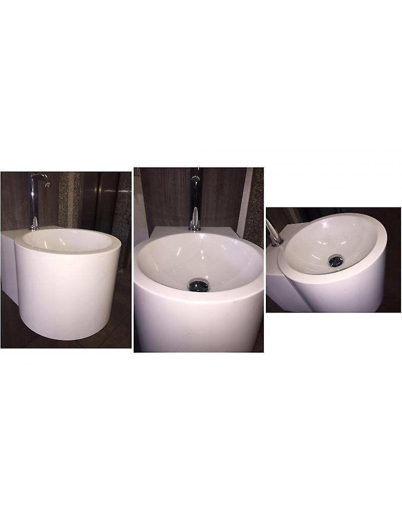 Sink Tondo Suspended Wall