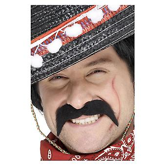 Mens Mexicaanse bandiet Tash Fancy Dress accessoire