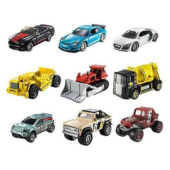 Matchbox Die-Cast Vehicle (uno suministrado)