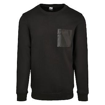 Urban Classics Men's Sweatshirt Military Crew