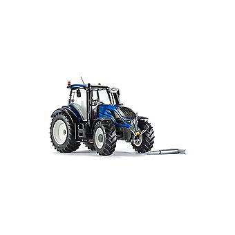 Wiking Valtra T214 Tractor Blue  1:32  7814