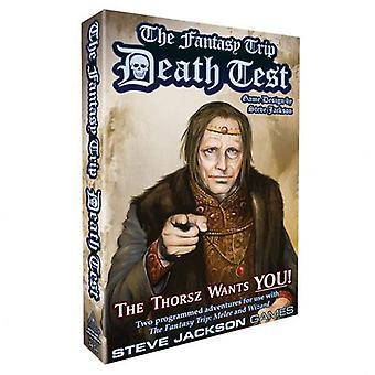 De Fantasy reis dood test bordspel
